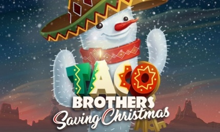 Darmowe spiny na Taco Brothers Saving Christmas