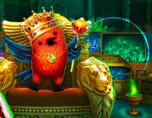 Nowe online kasyno w Polsce Lucky Bird rozdaje darmowe spiny bez depozytu na Gonzos Quest.